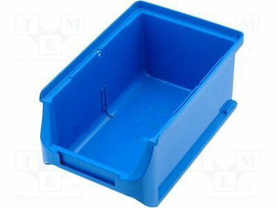 Container: workshop; 102x160x75mm; blue; plastic [1 pcs]