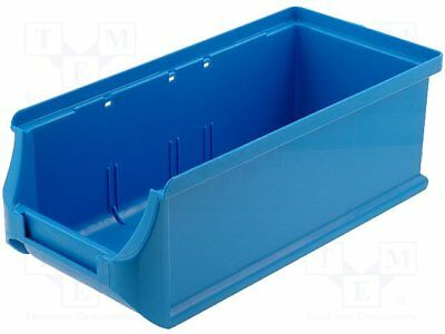 Container: workshop; 102x215x75mm; blue; plastic [1 pcs]
