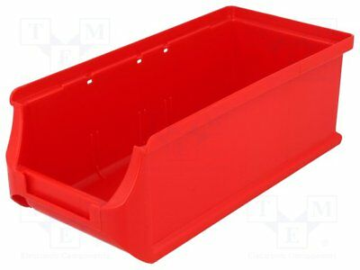 Container: workshop; 102x215x75mm; red; plastic [1 pcs]