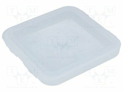Container: box; 133x133x13mm; polypropylene [1 pcs]