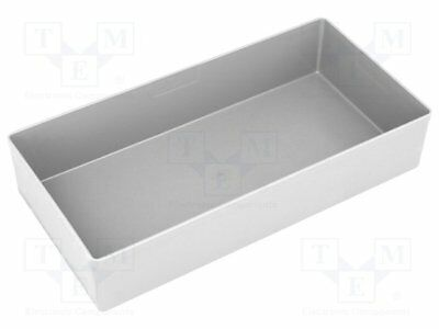 Container: for boxes; 108x216x45mm; grey; polystyrene [5 pcs]