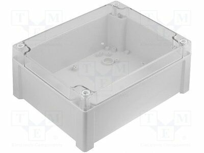 Enclosure: multipurpose; X:191mm; Y:240mm; Z:107mm; TEMPO; ABS [1 pcs]