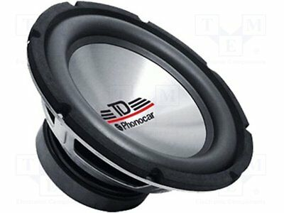 Car loudspeakers; subwoofer; 250mm; 450W; 35÷3000Hz; 4Ohm [1 pcs]