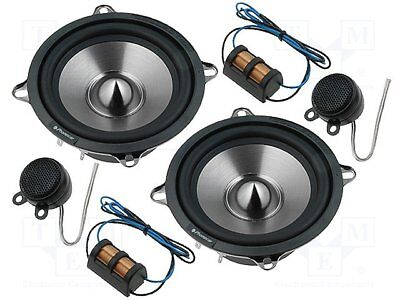 Car loudspeakers set; two-way; 130mm; 70W; 70÷20000Hz; 4Ohm [1 set]
