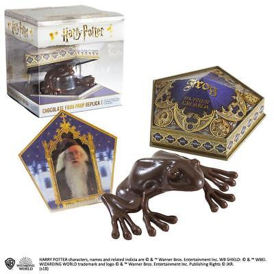 Harry Potter Chocolate Frog Replica by The Noble Collection