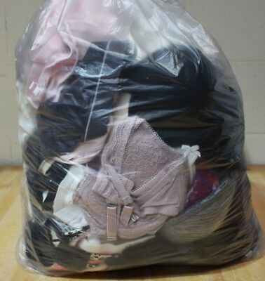 HUGE Job Lot 6.0 KG of Womens BRAS Mixed Sizes and Styles Various Brands - 210