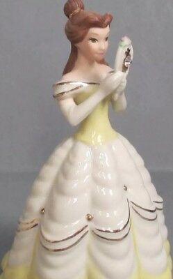 Lenox Disney - Beautiful Belle - Beauty and the Beast Figurine - New In Box