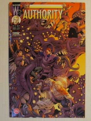 The Authority. N° 5 du 01/2001- Image éditions SEMIC C.O.M.I.C.S.
