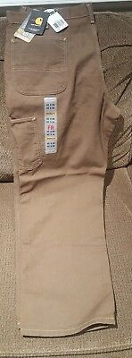 Carhartt Fr Pants 40X30 (New) Washed Duck Dungaree