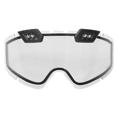 CKX - Titan 210 Tactical w/ Controlled Ventilation Clear Double Lens