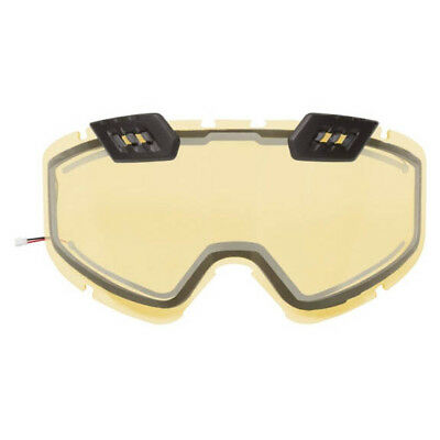 CKX - Titan 210 Tactical w/ Controlled Ventilation Yellow Electric Lens