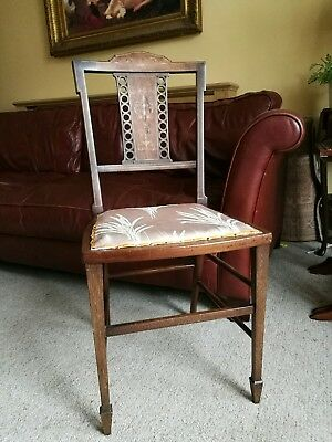 Pretty Antique Chair.