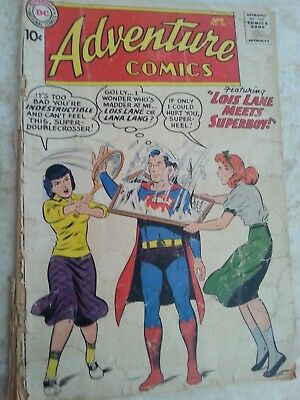 Adventure Comics #261 (Jun 1959, DC)