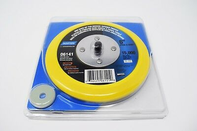 "Norton 6"" Stick & Sand Disc Back-Up Pad #6A024"