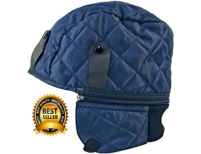 JSP AHV000-400-000 Cold Weather Safety Helmet Comforter Safe to Use with PPE NEW