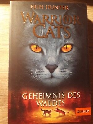 Warrior Cats Staffel 1 Band 3 Geheimnis Des Waldes