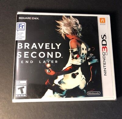Bravely Second [ End Layer ] (3DS) NEW