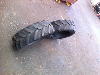 Tractor Front Tyres, Good Year, 200/70R16 As Fitted To Mc Cormick, Landini Etc.