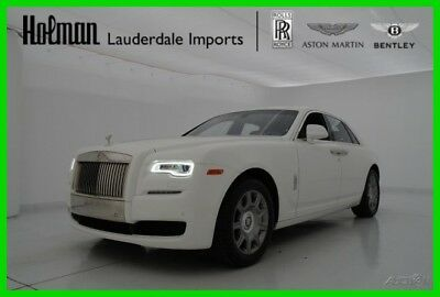 2015 Rolls-Royce Ghost  2015 15 ROLLS ROYCE GHOST *LOADED* PANO ROOF * DRIVER I * STUNNING * FL
