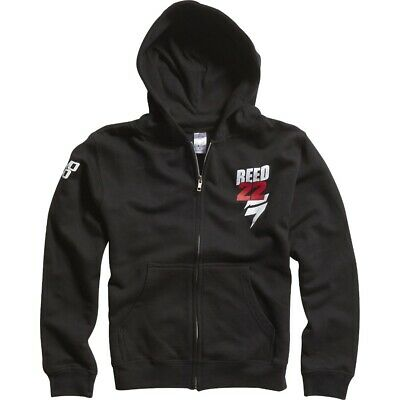 Shift - Dream Big Chad Reed 22 Zip-Up Hoodie - Large