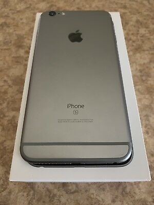 Apple iPhone 6s Plus - 128GB - Space Gray (AT&T/ Unlocked) A1634