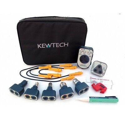 Kewtech KEWTK1 Electrical Testing Accessory Kit
