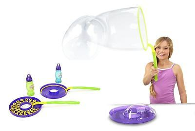 Gazillion Incredibubbles 2 Pack Giant Multi Bubble Maker Wands