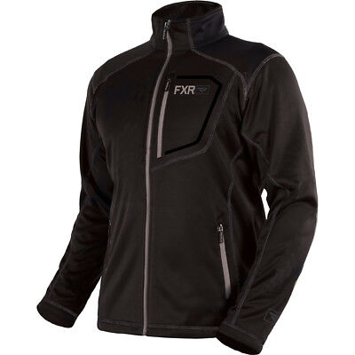 FXR - Elevation Tech Black OPS Men Zip-Up Jacket