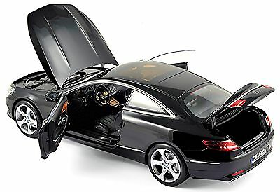 MERCEDES Benz C 217 Classe S Coupe 2014 BIANCO 1:43 NUOVO OVP