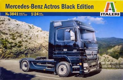 1/24 Italeri MERCEDES-BENZ ACTROS BLACK edt