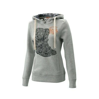 KTM - Girls Boots Hoodie - Large