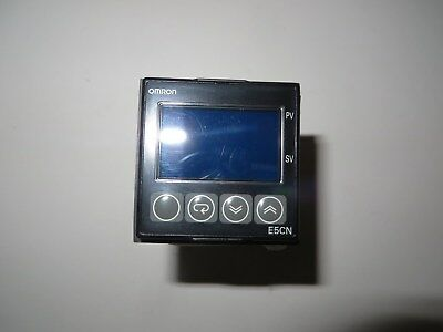 Omron E5CN Temperature Controller, 48 x 48mm, 2 Output Relay, 100-240VAC