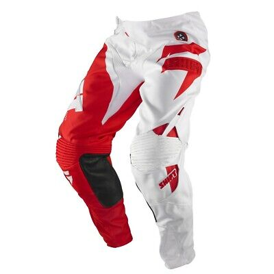 Shift 2013 - Faction Skylab Red/White Pant - 28
