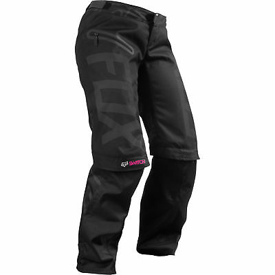 Fox - Switch Black Women Pants - 8