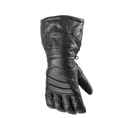 Arctic-Cat 2017 - Touring Hi-Cuff Leather Gloves - X-Large