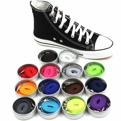 No Tie Shoelaces Elastic With Locked Buckle Kids Adults Running Shoe Laces NP