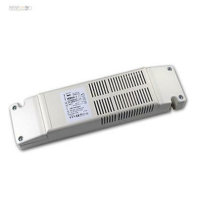 Led Transformer Dimmable, 10-45W, 12VDC, IP40 Ballast Evg Power Supply