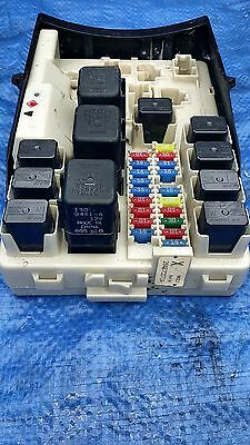 2007 NISSAN 350Z Ipdm Fuse Box Control Unit 284B7Cd71A Oem ... on