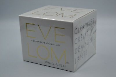 BNIB Sealed Eve Lom Cleanser Creme Demaqullante all skin types 100 ml RRP £55