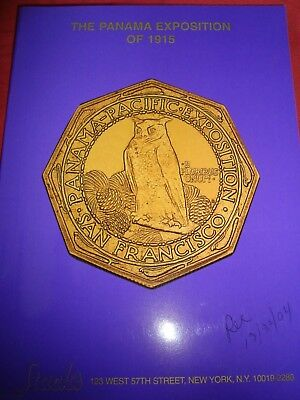 Panama Exposition Of 1915 San Francisco Catalog Of Stacks Auction 2005