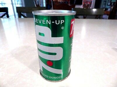 Vintage 7 UP Uncola Can Music Box Plays Theme from Love Story