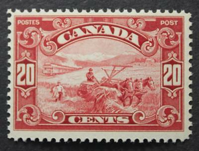 Canada #157, MNH OG, Scroll Series 1929-30, Harvesting Wheat