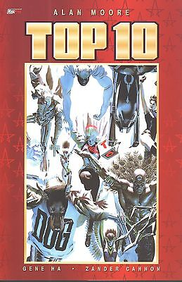 TOP TEN Vol. 1 ALAN MOORE, ed. Magic Press NUOVO SCONTO 50%