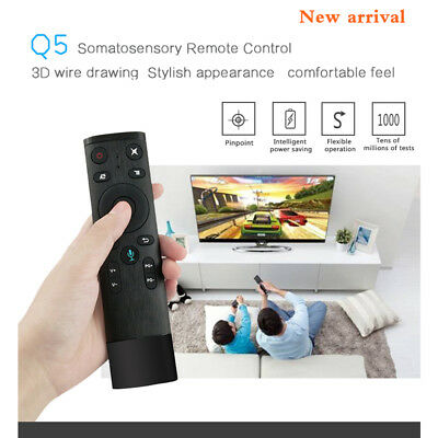 X10 Air Mouse Wireless Remote Control 2.4GHz Voice for Smart TV Android G3U0N