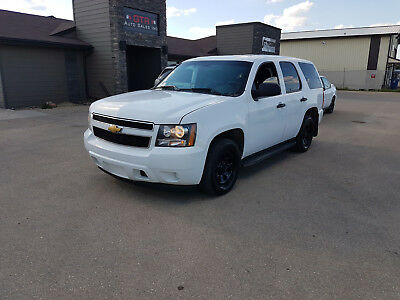 Chevrolet: Tahoe Police 2014 Chevrolet Tahoe PPV SUV *MECHANICALLY SOUND AND VERY CLEAN*