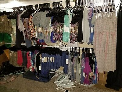 Wholesale Girls Clothing! Tanks Shirts Skirts Dresses & More! Over $18,000 MSRP!