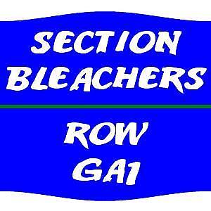 1-15  Chicago Cubs vs. Miami Marlins Tickets  5/9 BLEACHERS