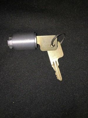 Small Yale Cylinder With Keys. Cabinet Lock File Cab Rotary Telephone Lock