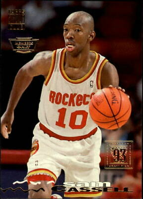1993-94 Stadium Club Members Only Parallel Basketball Card #314 Sam Cassell