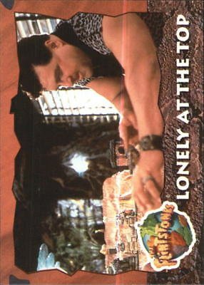 1993 The Flintstones Movie #47 Lonely at the Top